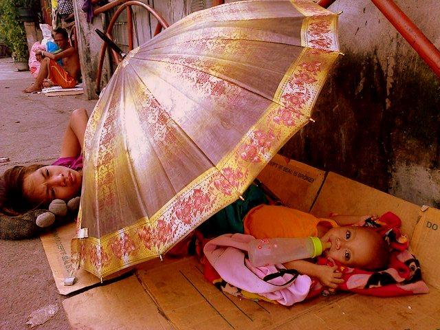 Діти вулиці на Філіппінах