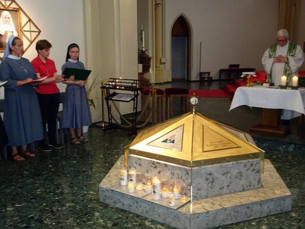 Могила Матері Марії та Матері Йозефи