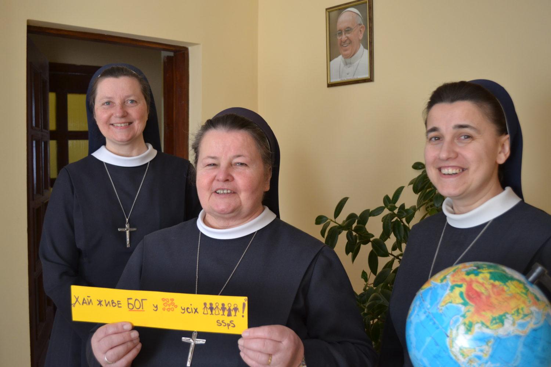 Служниці Святого Духа в Україні