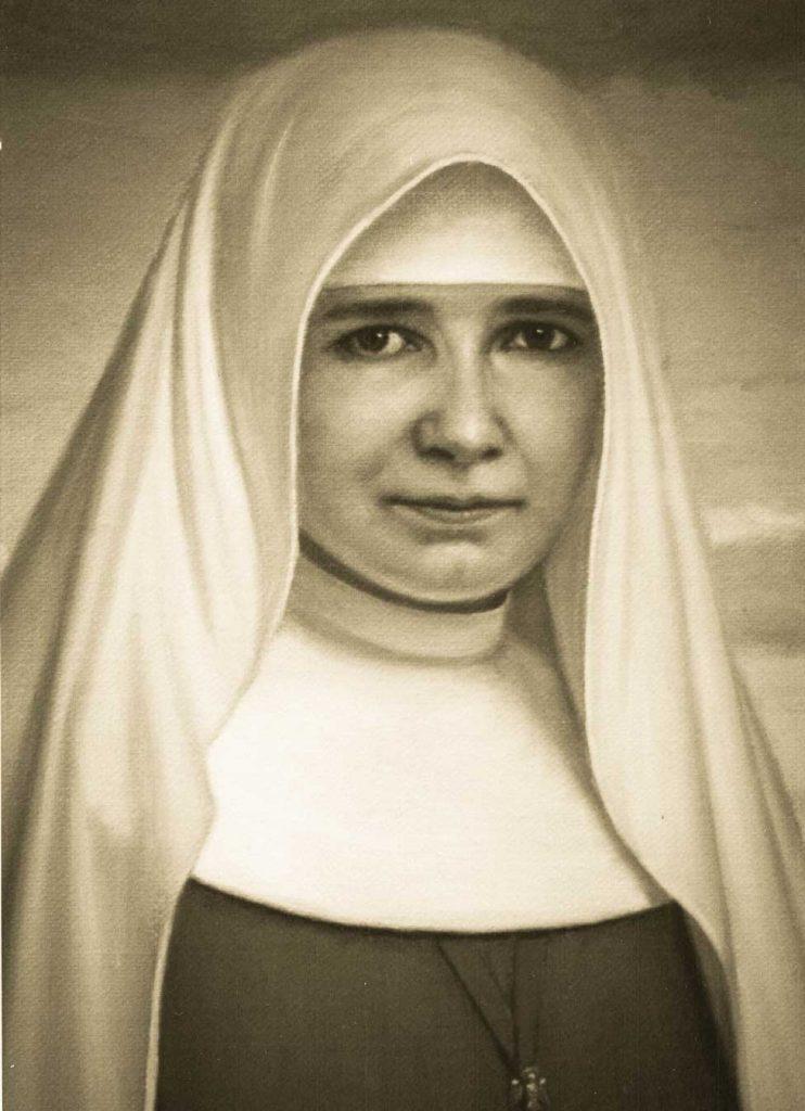 Бл. Мати Марія, Гелена Штолленверк