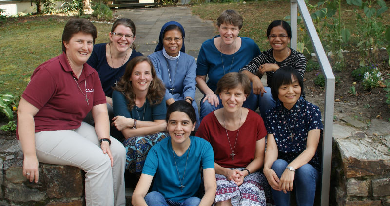 Міжнародна спільнота молодих сестер в Німеччині
