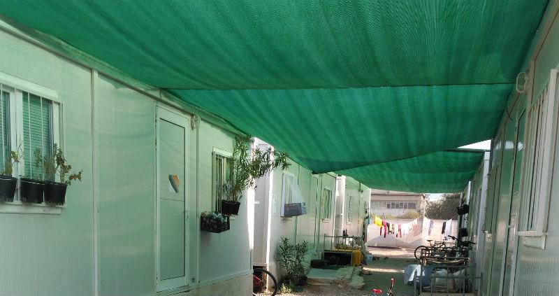 Табір для біженців